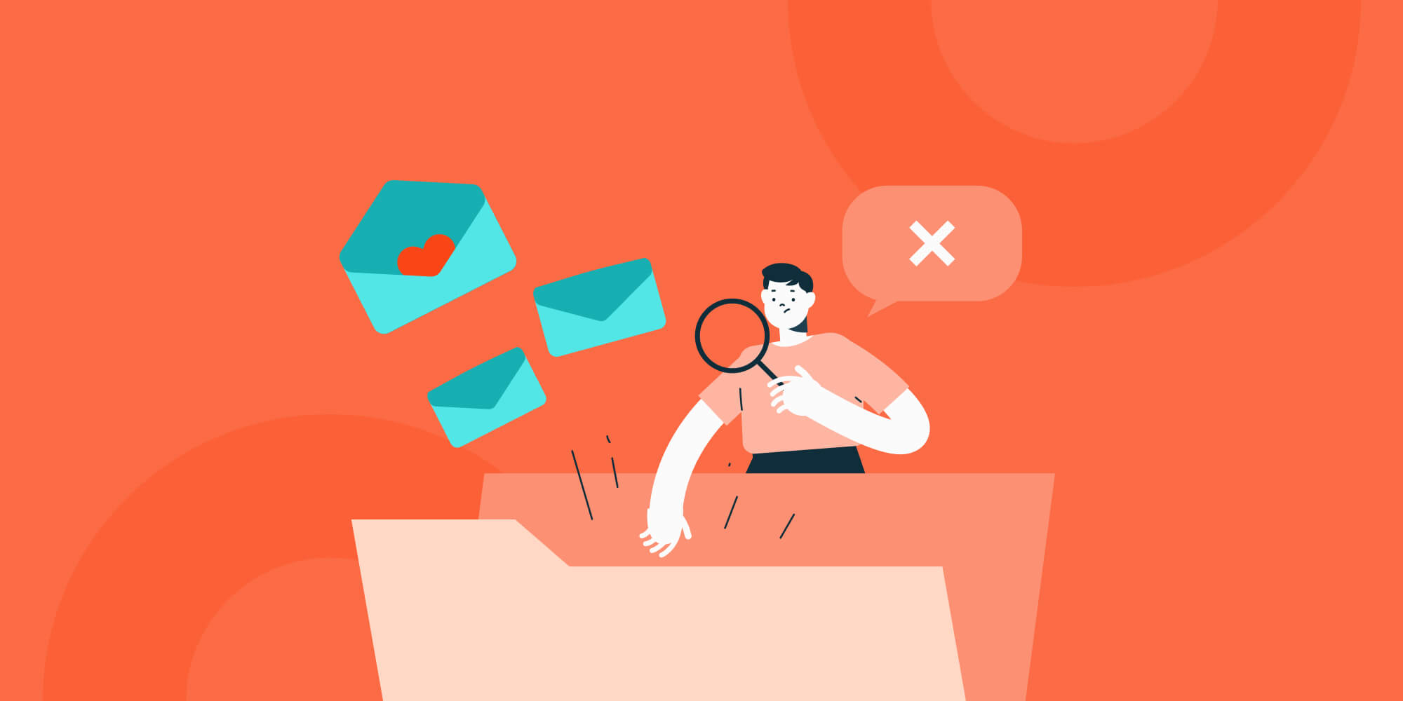 Errores comunes en el Email Marketing
