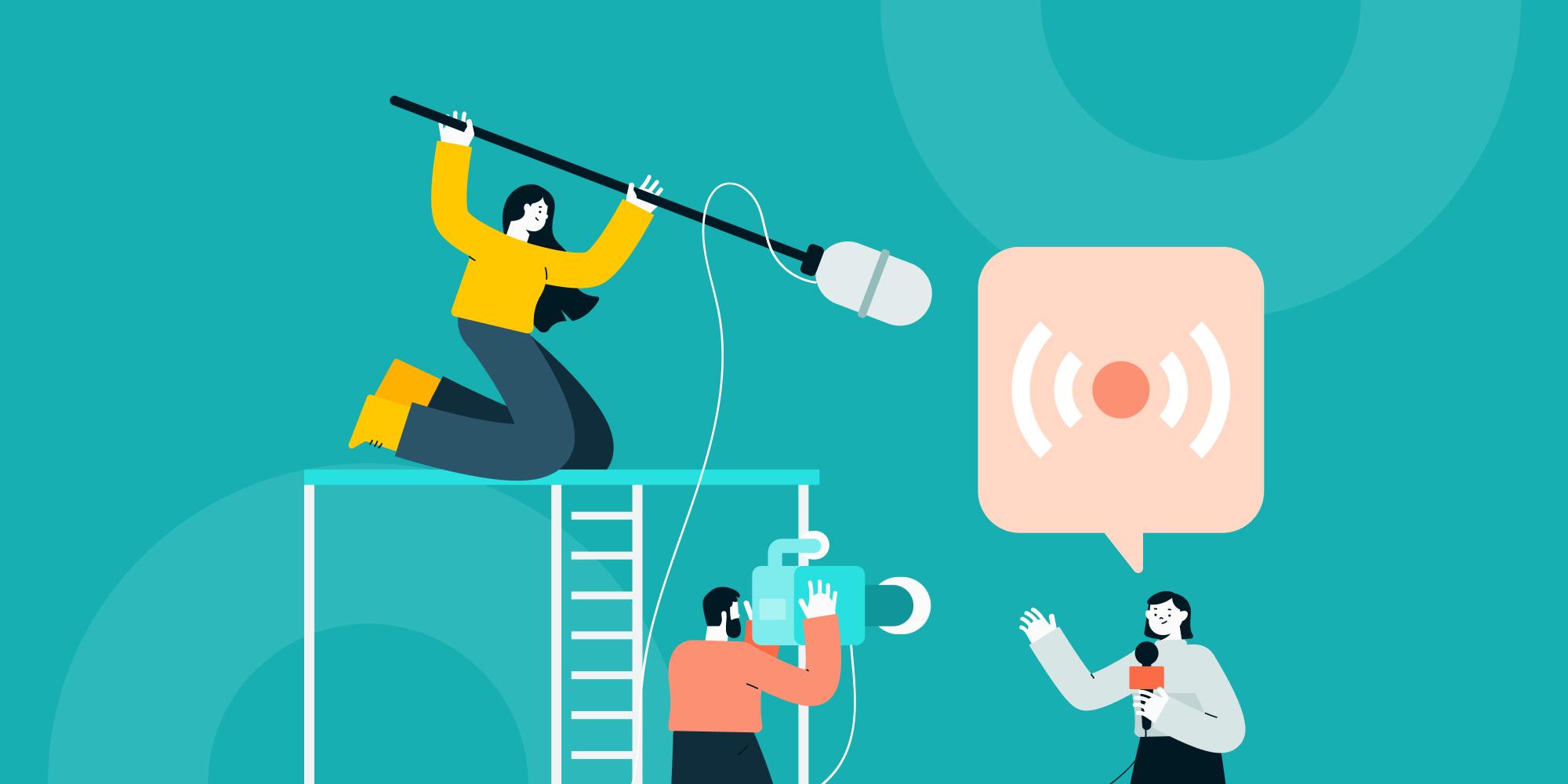 Formatos audiovisuales para generar impacto