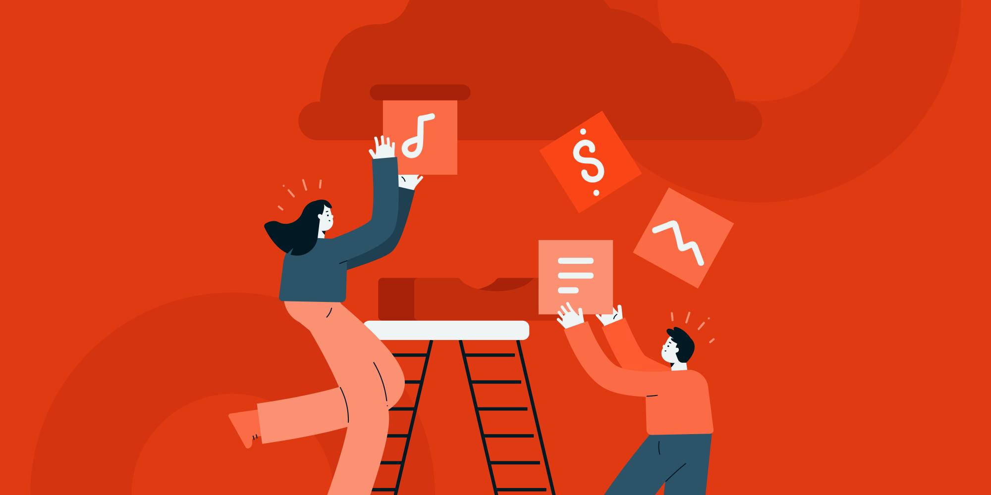 Herramientas o aplicaciones para gestionar proyectos